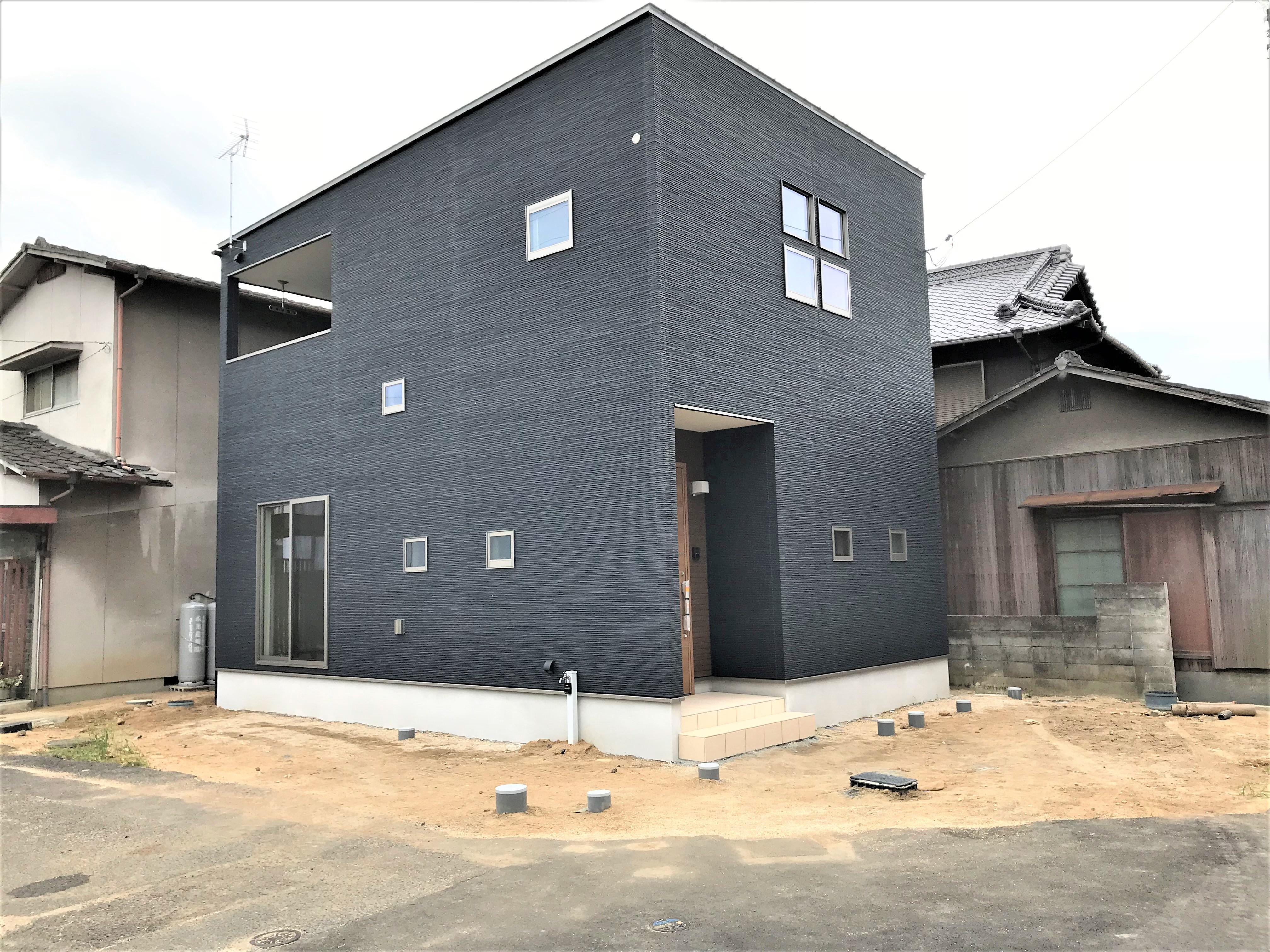 高松市木太町建売④ 人気エリア☆木太町に新築完成しました♪ご希望の時間で内覧可能です!