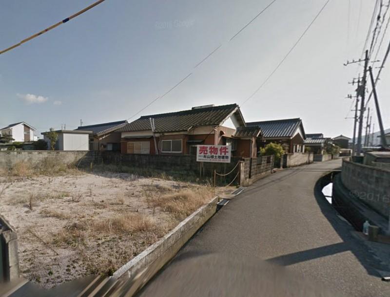 防府市植松 字蓮池  450万円