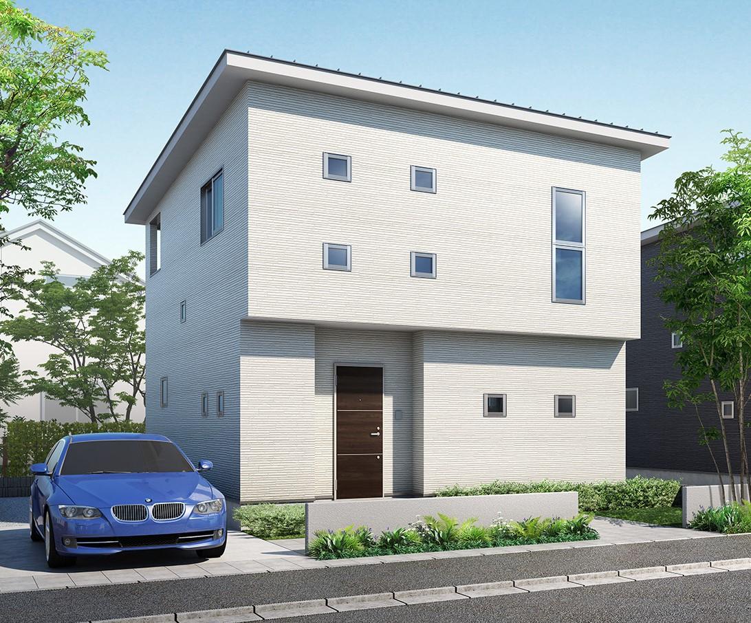 東広島市西条町田口 ※土地のみ(850万円)の購入も可能です。