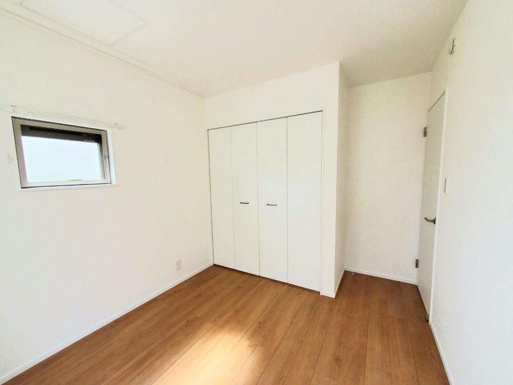 2階は3室確保!子ども部屋もしっかり取れます。 書斎にすることも出来、自分だけの空間を演出できます♪