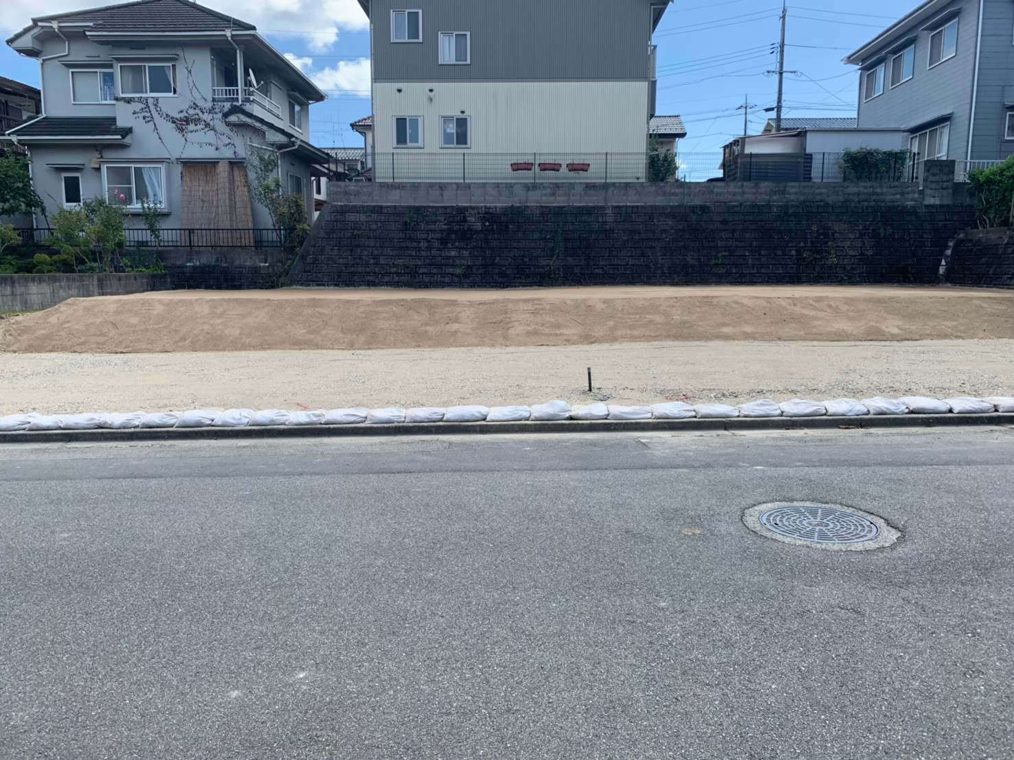 東広島市西条町田口 区画Ⓑ 980万円 ※土地のみの購入も可能です。