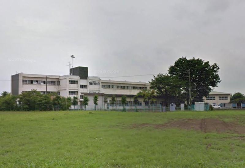 菖蒲南中学校
