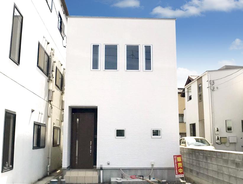 【新築】徳島市中昭和町建売③
