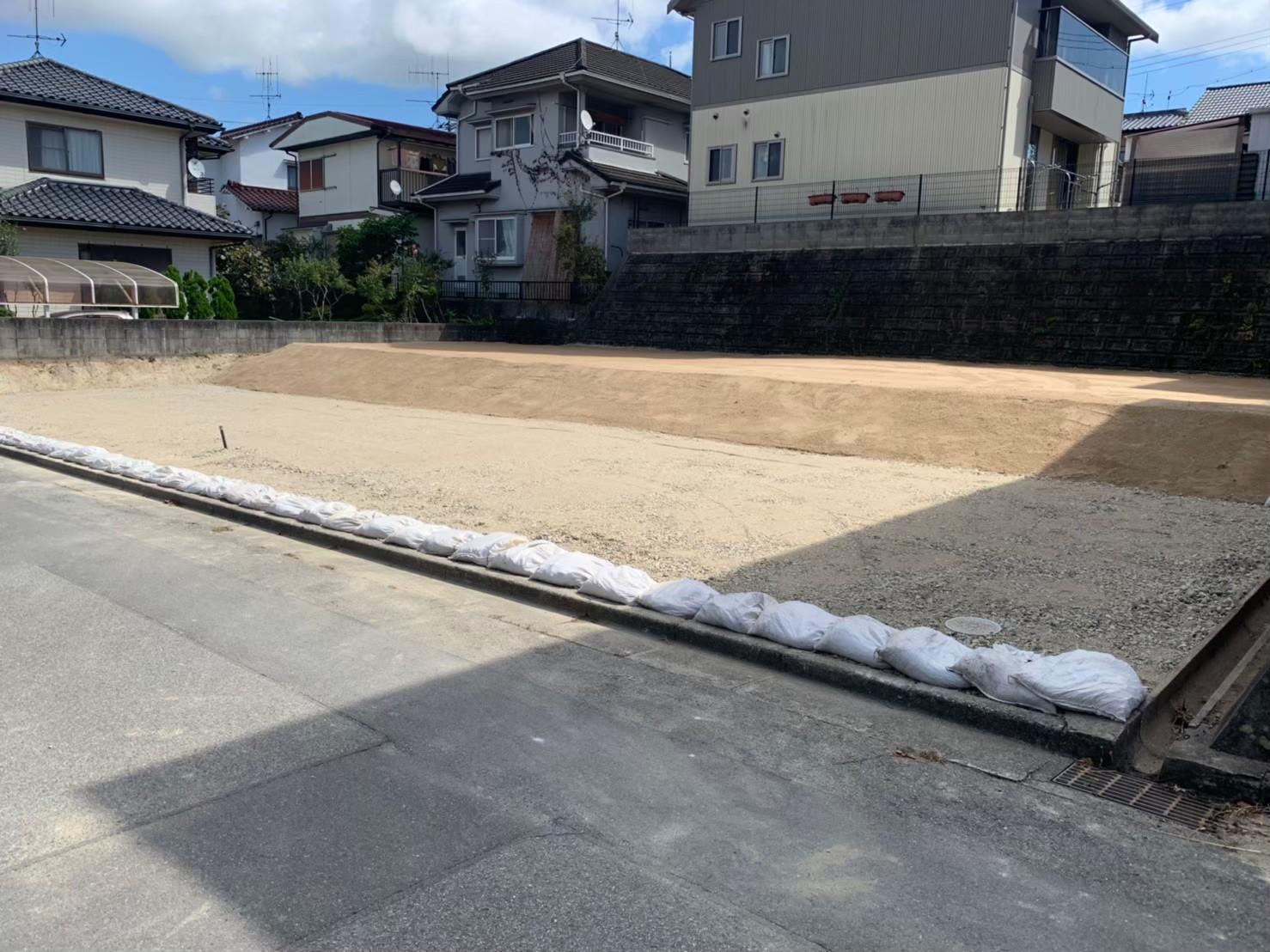 東広島市西条町田口 区画Ⓐ 589万円 ※土地のみの購入も可能です。