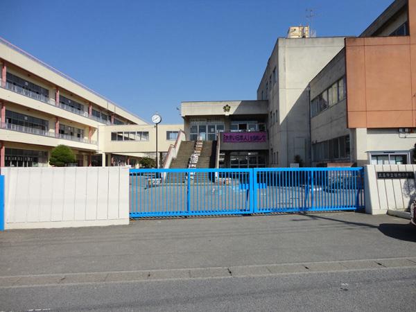 久喜市立桜田小学校1100m