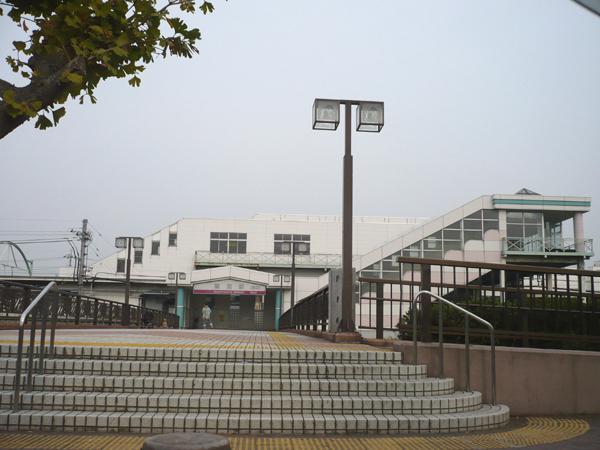 鷲宮駅西口1700m