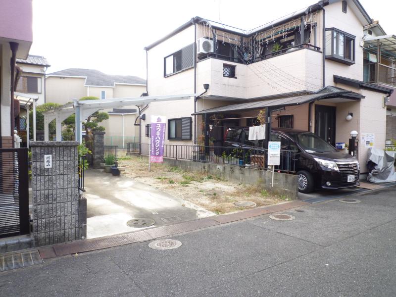 枚方市須山町 売土地